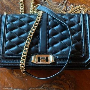 Rebecca Minkoff quilted crossbody bag!